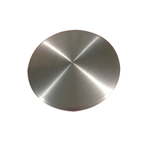 High purity titanium target for semiconductor