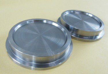 Super high purity titanium first applied metal sputtering target