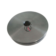 High quality pancake Chromium sputtering target