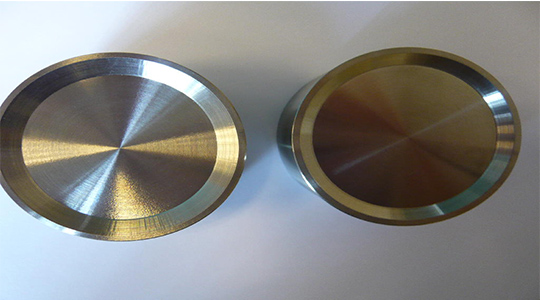 The presentation of Molybdenum sputtering target