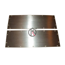 Hot sale Nickel planar target for magnetic data storage field
