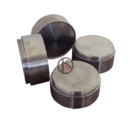 Factory supply round Ti target high pure titanium sputtering target